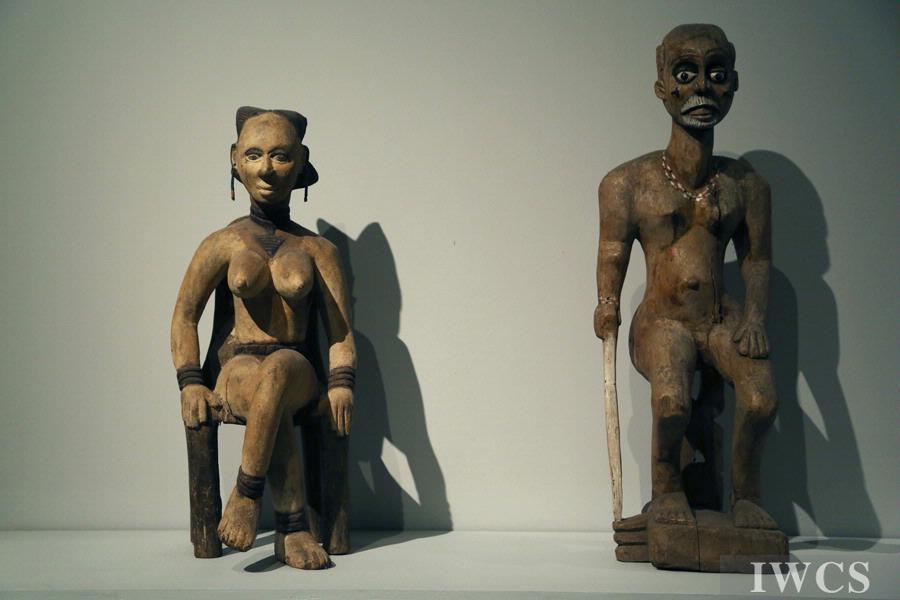 中国国家博物馆馆藏非洲雕刻艺术精品展