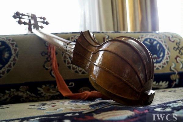 中国传统木乐器弹拨系列之《扎木聂》