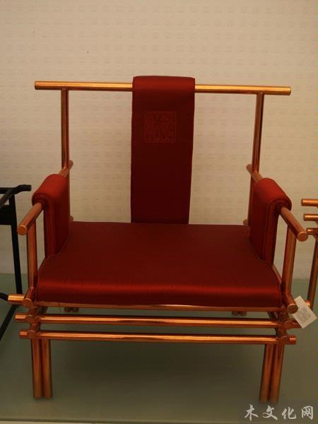 """明式家具的新创意——""""世博椅""""和""""国宾椅"""""""