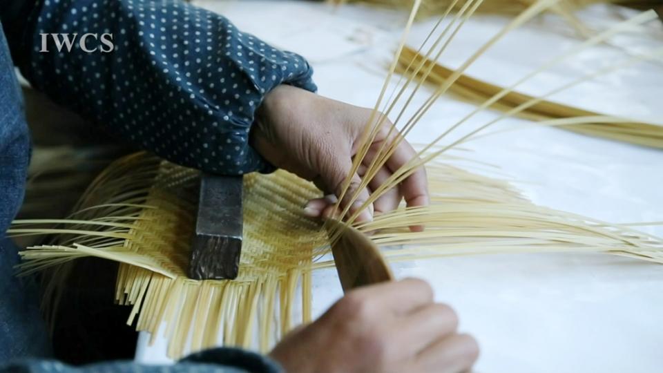 在竹艺的神奇世界挑战自我