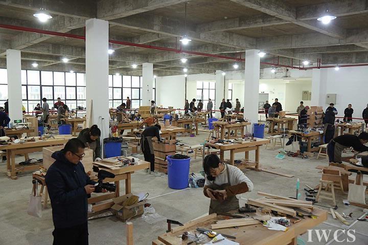 第七届全国高职高校学生木作技艺竞赛