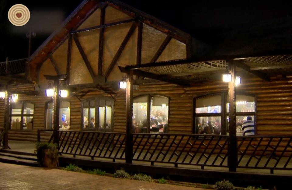 叙利亚木质餐厅Wooden Palace