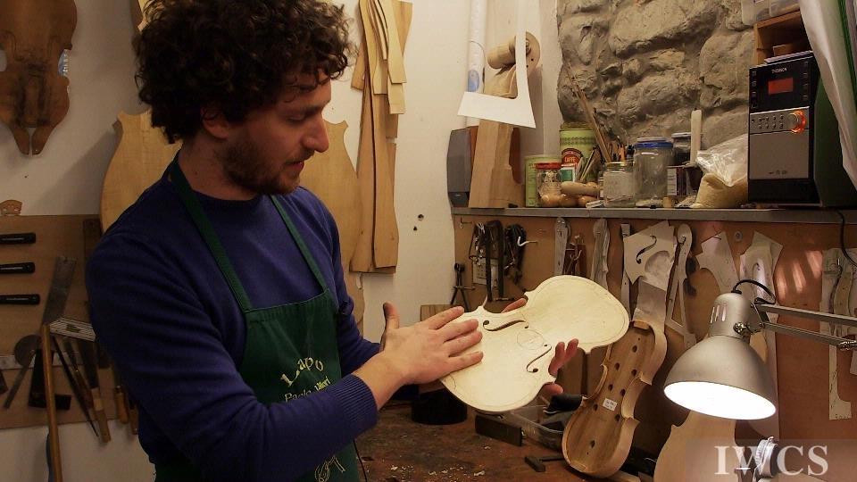 Vettori家族的小提琴工作室