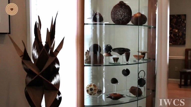 木艺品收藏家夫妇——Jeff &Judy