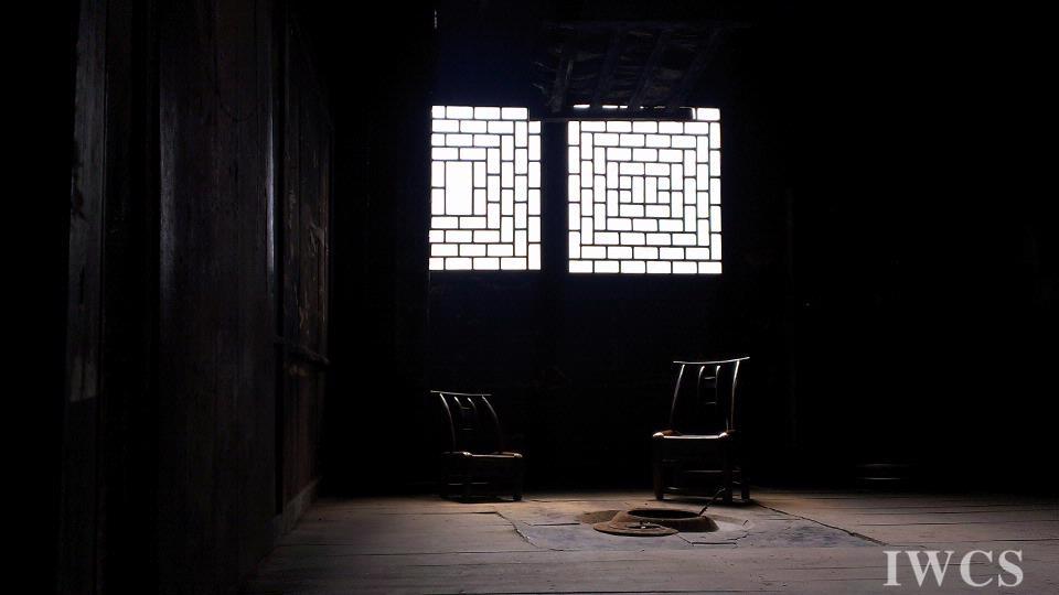 楼阁峥嵘彭家寨