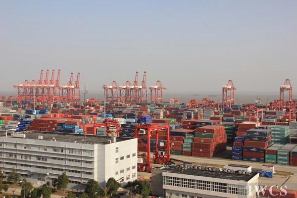 江海明珠太仓港