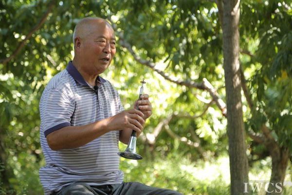 中国传统木乐器吹管系列——砀山唢呐