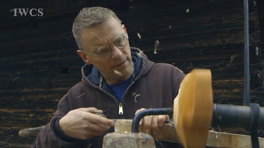 英国传统木碗旋制——Robin Wood(中英双字幕)