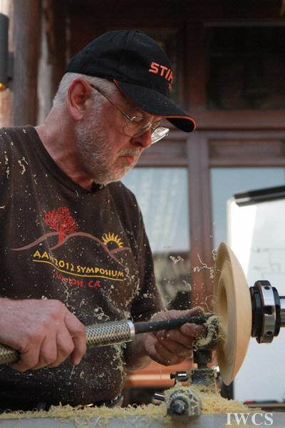 Interview with Terry Martin, an Australian artist of woodturning