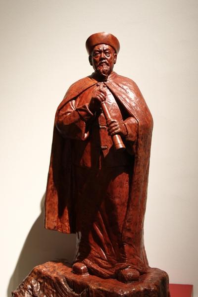 木雕在中国