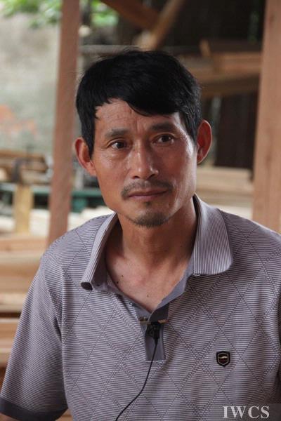 采访江苏省国家级非物质文化遗产传统木船制造技艺代表性传承人周永干先生