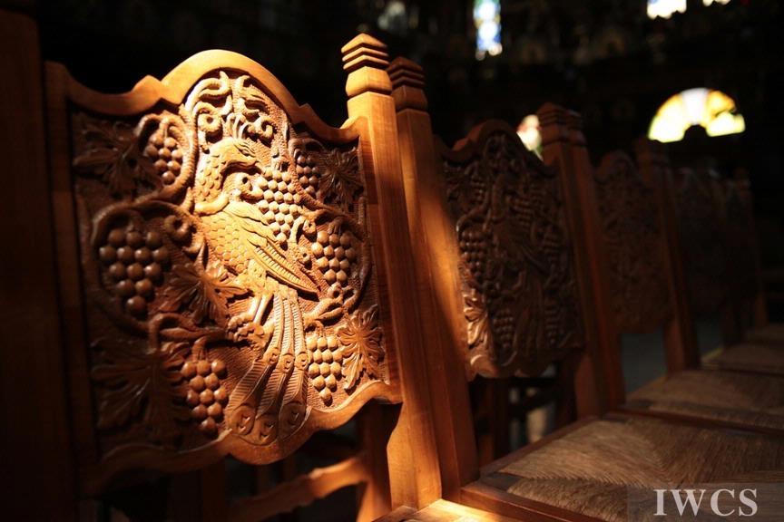 信仰的鼓舞——访希腊VOSAKOS圣十字修道院