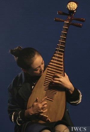 中国传统木乐器系列之《琵琶》