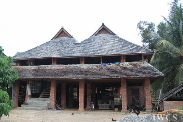 森林文化之旅——傣族传统房屋