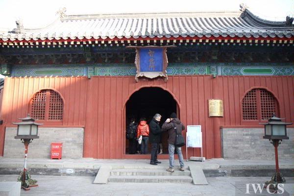 北京智化寺