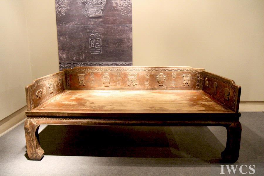 中国传统卧具